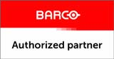 Barco_gold_silver_partner_label